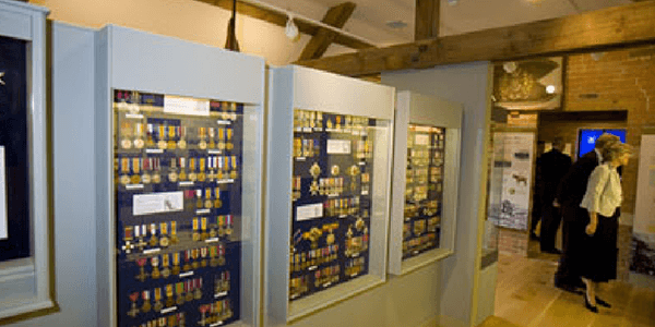 Treasury of Artefacts | RLNY Museum